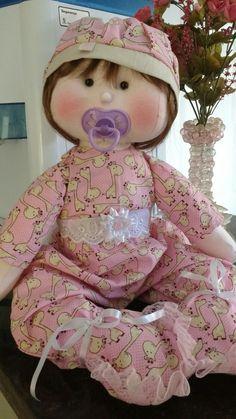 Bebê Soninho feito por mim! Criado por(Mariza Paiva) obrigada pelo molde!