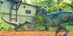 Blue and Delta Jurassic World Indominous Rex tumblr