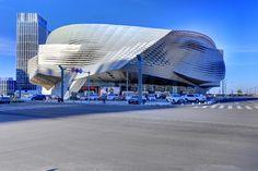 Dalian, China Architect: Coop Himmelb(l)au