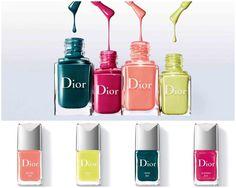 UN VENTAGLIO DI COLORI PERFETTAMENTE SFUMATI: 'COLOR GRADATION' è la collezione Make Up per la Primavera 2017 firmata Dior, scopri i prodotti!