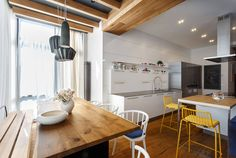 Creative Apartment in Ukraine Packed with Design Ideas - http://freshome.com/creative-apartment-in-ukraine/