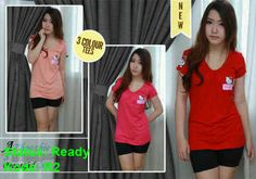 Kaos Hello Kitty Beautiful 90719D R2, Ready Stock, Untuk pemesanan dan informasi silahkan hubungi Admin di:  HP/WhatsApp: 085259804804