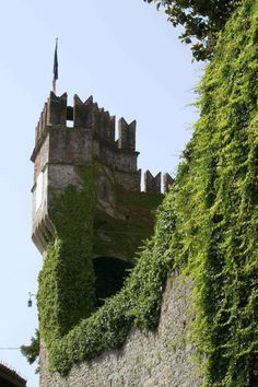 Straight from a fairy tale, Morsasco's Castle ,Alto Monferrato  - Piemonte, Italy