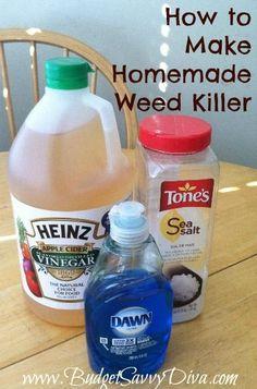 Kill THOSE Weeds!