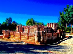 Castillo de Coca. Parque Temático del Mudéjar.
