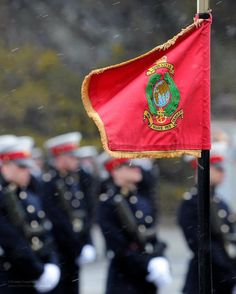 Parade to Mark Formation of 43 Cdo Royal Marines in Scotland. The new 43 Commando is one of only two Royal Marine Units in Scotland and the largest in the UK with 790 men. The last Unit to hold the name was disbanded in the aftermath of World War Two after fighting with distinction in the Mediterranean, Italy and the Adriatic.