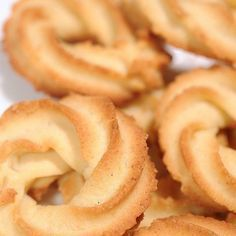 Food & Drink — the batter baker: Danish Butter Cookies Homemade Butter Cookies Recipe, Yummy Cookies, Cake Cookies, Biscuit Cookies, Plain Cookie Recipe, Cupcakes, Homemade Biscuits, Cookie Desserts, Cookie Recipes