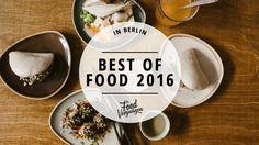2016 war für uns vorallem eines: unfassbar lecker. Wo wir am liebsten, besten und öftesten gegessen haben? Na, hier!