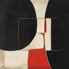 Ben Ormenese, painting 21-A2-69, 1969