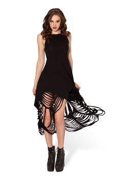 The Shredder Dress › Black Milk Clothing