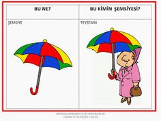 ODYOLOG, KONUŞMA ve SES BOZUKLUKLARI UZMANI PELİN KİŞİOĞLU KALAN: BU NE? ---BU KİMİN? ÇALIŞMA SAYFALARI Learn Turkish, Quiet Book Patterns, Basara, Speech And Language, Speech Therapy, Clip Art, Activities, Comics, Learning