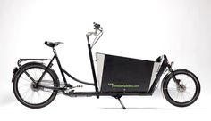 Biporteur Christianiabikes  #cargobike