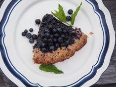 'Se' mustikkapiirakka gluteenittomana – Sikeltä sinulle French Toast, Pancakes, Breakfast, Food, Morning Coffee, Essen, Pancake, Meals, Yemek