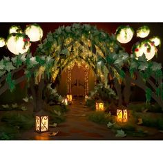 Enchanted Forest Prom Theme - Bing images
