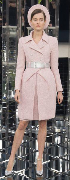 Desfile Chanel AltaCostura Primavera  Vero 2017   Destaques  Fragmentos de Moda