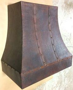 Amazing Copper Sinks Direct RH001 Custom Range Hood | Range Hoods Rangehoods |  Pinterest | Custom Range Hood, Hoods And Copper