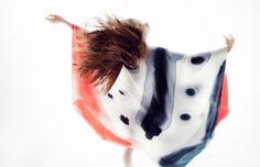 Blu Magazine — Silk Kimonos by Abraxas Rex