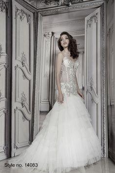 #pnina_torna i#bridal dress style no. 14083