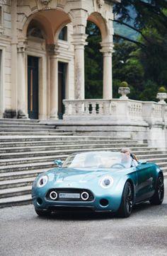 Mini Superleggera Vision - I want one! Mini Superleggera, Soap Box Cars, Convertible, British Sports Cars, Cars Uk, Automotive Design, Amazing Cars, Sport Cars, Concept Cars
