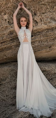 Dany Mizrachi Fall 2017 Wedding Dress