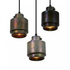 Lustre pendant lamps  by Tom Dixon