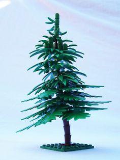 Falworth Fir Tree Tutorial | Flickr - Photo Sharing!