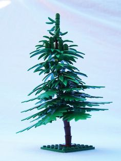 Falworth Fir Tree Tutorial | Flickr - Photo Sharing!
