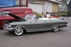1963 Chevy Nova II..Re-pin brought to you by agents of #Carinsurance at #HouseofInsurance in Eugene, Oregon