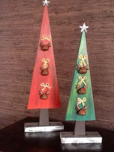c1acdf069f185 Arboles de navidad Navidad Rústica