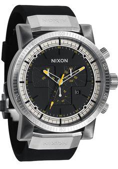 Nixon Magnacon Grand Prix Chronograph