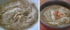 Crema árabe de berenjena - Cocina y Vino