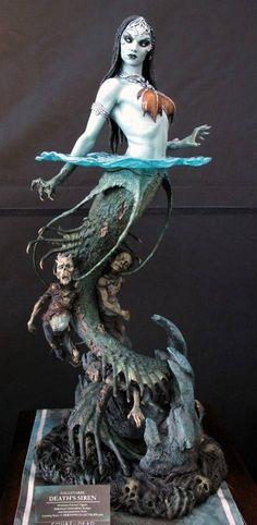 Mermaid ooak