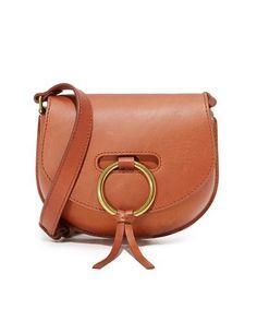 madewell mini saddle bag