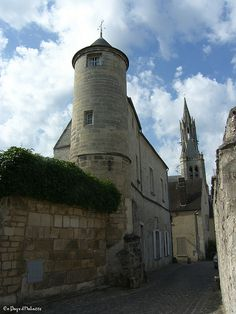 Senlis. Chantrerie St Rieul  France  wanted to go here