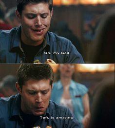 Even dean knows.... :D