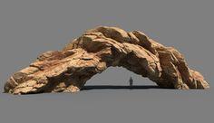 ArtStation - My rock collection - Alen Vejzovic Stone Game, Anatomy Sculpture, Fake Rock, Aquarium Design, Rock Collection, Zbrush, Bouldering, Rock Art, Landscape Paintings
