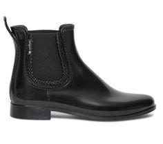 Cette saison, soyez aussi capricieuse que la météo ! Oubliez les bottes de pluie et offrez-vous une nouvelle paire de MÉDUSE® ! Véritable déclaration d'amour à la mode, ce Chelsea boots se décline en