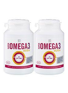 Super Omega 3 activ 2er Pack