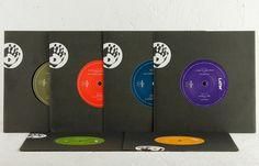 "Latin 45's Limited Offer –5x7"" vinyl - Mr Bongo  - 5"