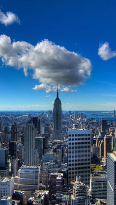 Empire State Building , NYC