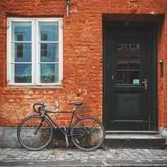 Copenhagen on two wheels. #commuter #VSCOcam #VSCOgrid #Levis   mr_babdellahn   VSCO Grid