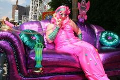 Coney Island Mermaid Parade is June 22 - and it has a Drupal site! | netsperience 2.x
