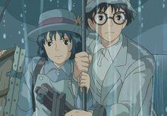 The Wind Rises - Hayao Miyazaki, Studio Ghibli Jiro Horikoshi, Hayao Miyazaki, Studio Ghibli Films, Art Studio Ghibli, Film Anime, Anime Manga, Personajes Studio Ghibli, Le Vent Se Leve, Wind Rises