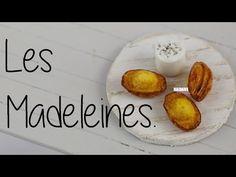 Les Madeleines (Tuto Fimo/Polymer clay Tuto) - YouTube