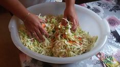NapadyNavody.sk   Najlepšia domáca čalamáda bez zavárania Home Canning, Japchae, Cabbage, Grains, Spaghetti, Vegetables, Ethnic Recipes, Food, Clean Eating