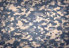Military camouflage by fox on @creativemarket