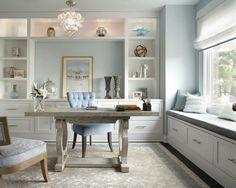 Hausliches arbeitszimmer einrichten durch integrieren verschiedene Texturen in seine Inneneinrichtung um Ihren Tastsinn zu stimulieren