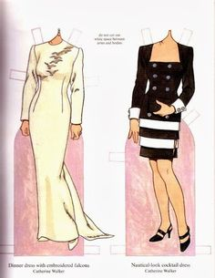 Las Recortables de Veva e Isabel: Diana Princess of Wales