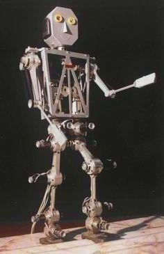 """Chinese Robot """"Senkosha"""" 先行者"""