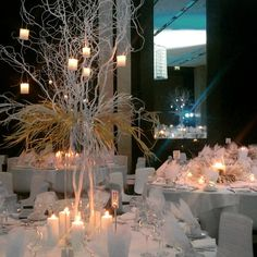 White and gold Christmas wedding. Christmas Wedding Decorations, Thessaloniki, Gold Christmas, Bouquet, Weddings, Table Decorations, Instagram, Design, Home Decor